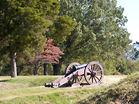 Yorktown Battlefield and Visitor Center