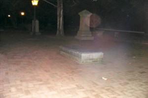 colonial ghost tour Williamsburg Va