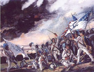 First Rhode Island Regiment