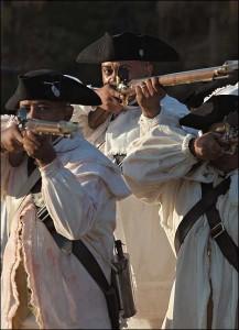 First Rhode Isnland Regiment