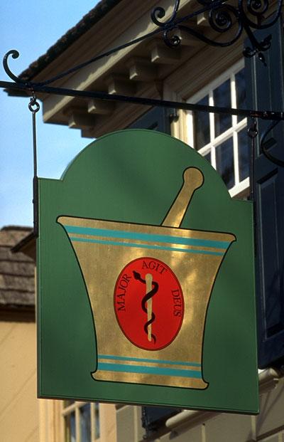 18th Century Medicine Practices In Colonial Williamsburg